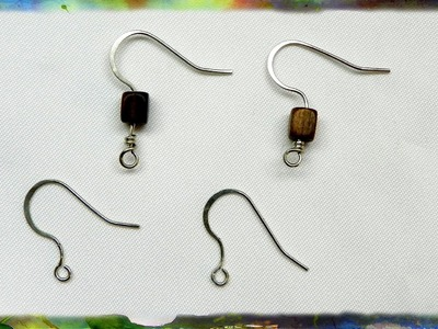 How to Make the Basic Earwire by Ross Barbera