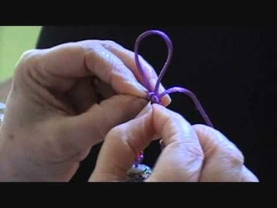How to Move the Chinese Button Knot