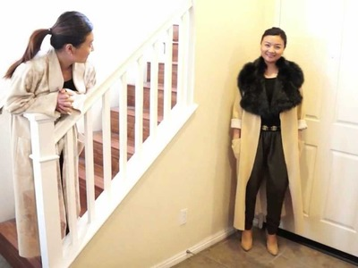 How to Style Long Coats - Winter Style Lookbook