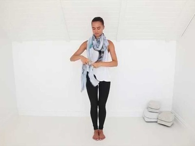 How to Wear Your Scarf - 6 Stylish and Easy Ways - Bird and Knoll