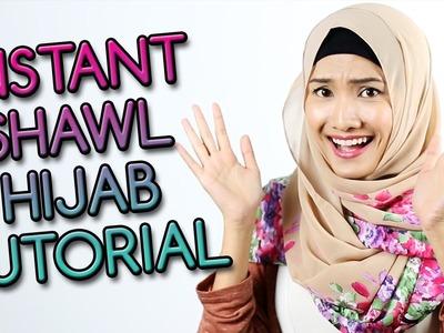 Instant Shawl Twist HIJAB TUTORIAL 2015 by Hijab2go.com