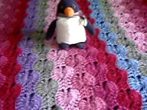 Jumbo Pinwheel Blanket 2009