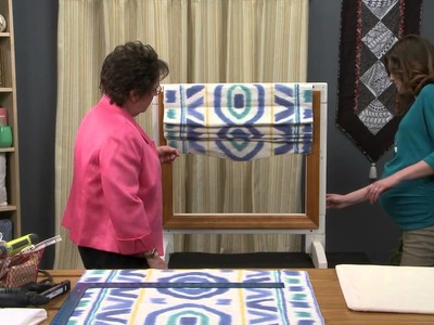 Learn to Make Easy Roman Shades