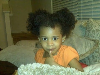Little Black Girl, Your Hair is Beautiful.