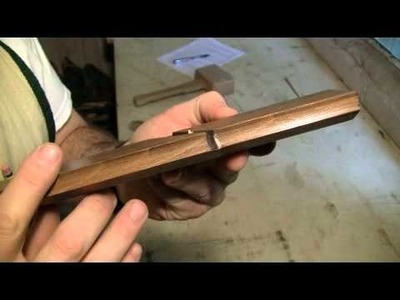 Molding plane part I