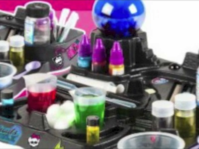 Monster High Science Kit!