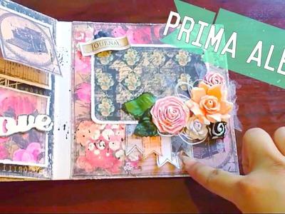 *Prima Romance Novel Mini Album* pt2