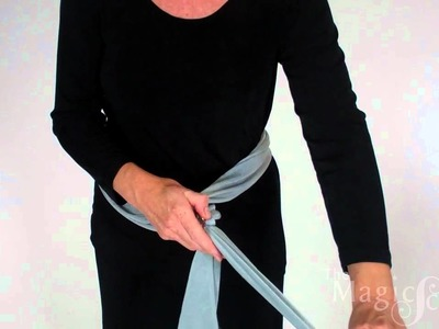 Scarf to Belt Accessory