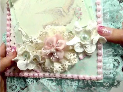Shabby Chic Book Cards