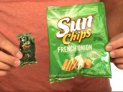 Shrinking Chip Bag - Sick Science! #064