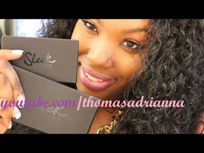 Sleek Makeup, Cover FX & Contour Tips for DARK skin