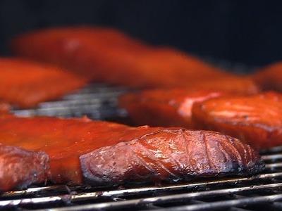 Smoked Salmon Recipe - How to Smoke Salmon