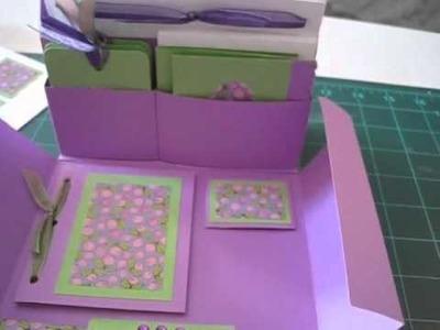 Stationary Box and Small Wal Mart Haul - October 1, 2010