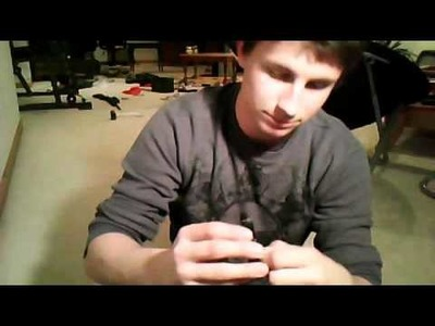 Survival Skills: How To Make a Paracord Bracelet