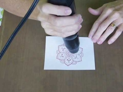 The Basics of Heat Embossing