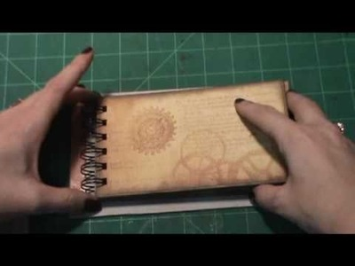 The Making of a Coin Envelope Mini Album