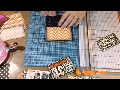 Tutorial -  How to Make a Paper Bag Pocket Tussie Mussie