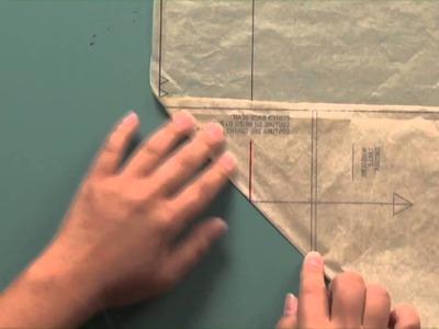 Using Bias Fabric Grain  |  National Sewing Circle