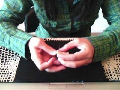 3 Basic Embroidery Stitches