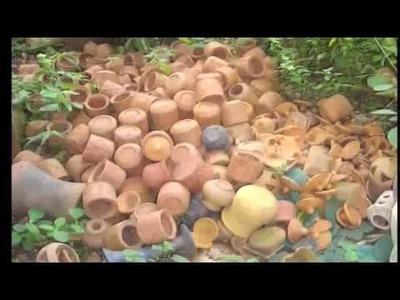 Alternative firings at Unique Ceramics part 1.m4v