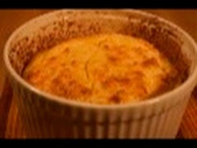 Cheese Souffle: On the Side #15