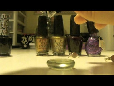 Create Your Own Nail Polish Ring