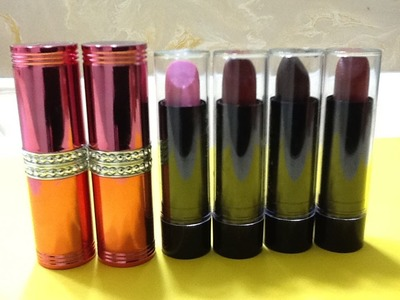 DIY: 100% Natural Home Made Lipstick (Lip Treatment)