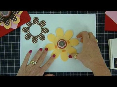 Flower Card with Sweet Treat Cup Video.wmv