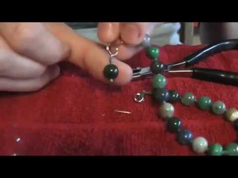 How to Add a Wrapped Charm Your Handmade Bracelets