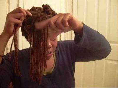 How To: Bantu Knots Pt.1