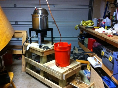 How to Make a Homemade Distillery