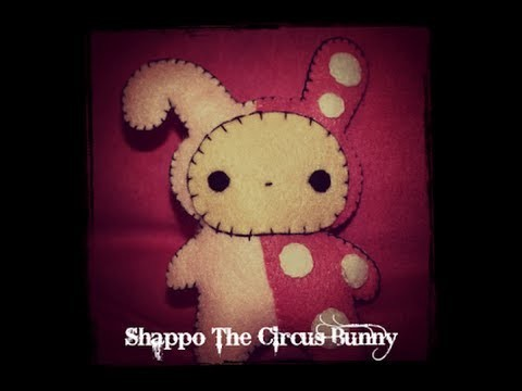 How to Make a Kawaii Shappo Plushie Tutorial