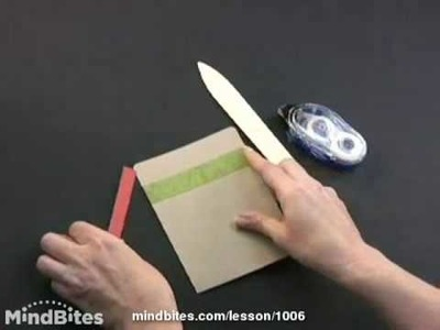 "How to make a ""Seasons Greetings"" Card"