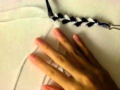 How to make a Zolino friendship bracelet [part 2]