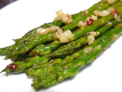 How to make Asparagus - Sauteed Asparagus Recipe!