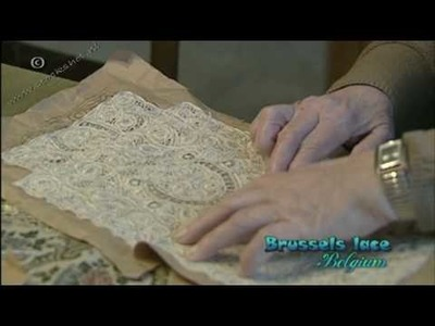 How to make Brussels lace