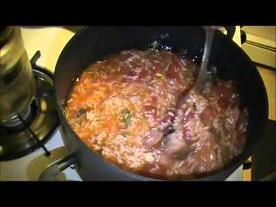 HOW TO MAKE JAMBALAYA   RECEIPE