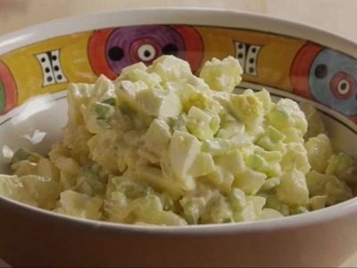 How to Make World's Best Potato Salad