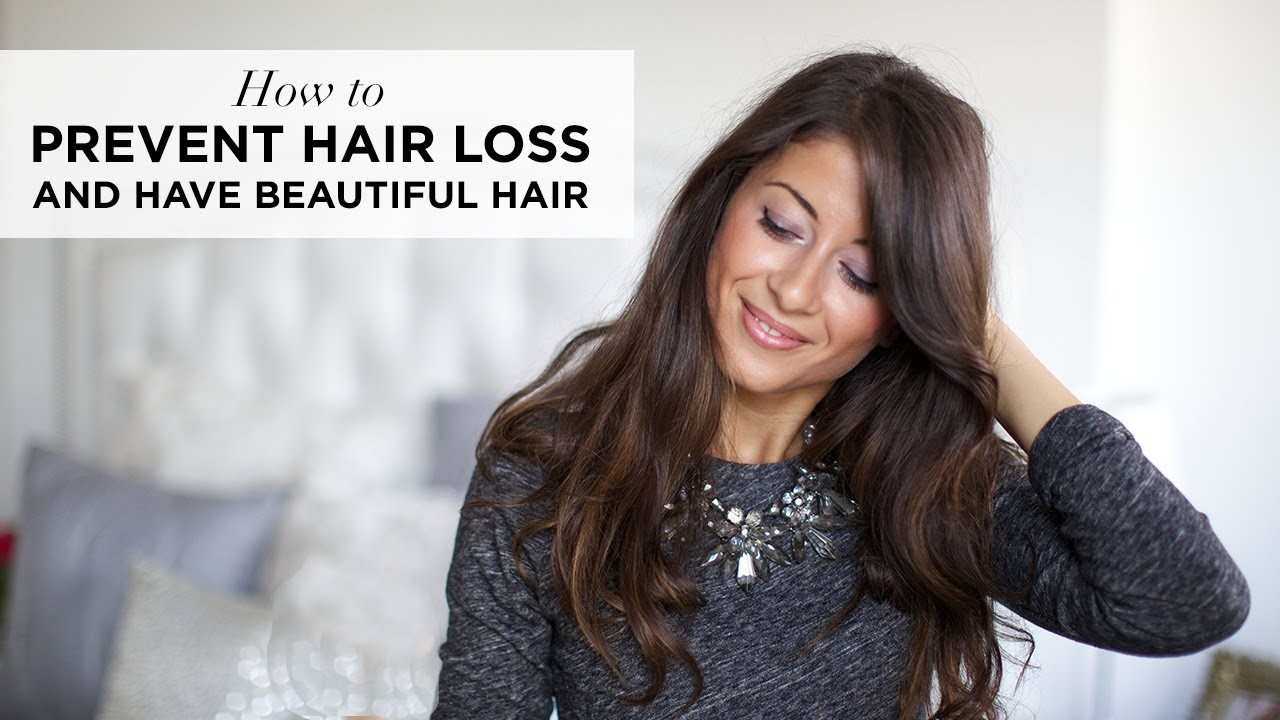 How to Prevent Hair Loss and Have Beautiful Hair