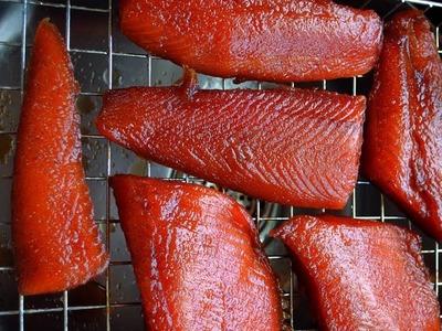 How to Smoke Salmon - Easy Smoked Fish Recipe