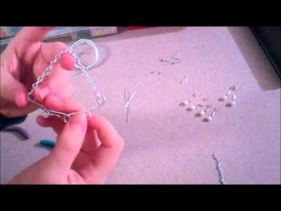 Let's Make Chandelier Earrings!