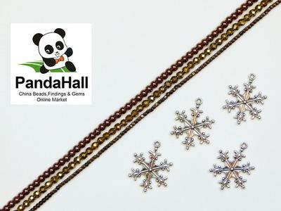 Panda Hall jewellery making supply haul