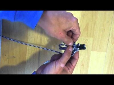 Parachute Cord Bracelet - 1 Continuous Rope