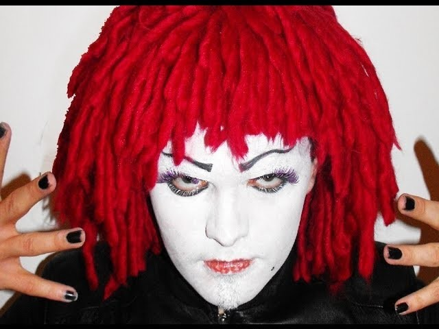 Party Monster - Rag Doll! - Make Up Tutorial 3!