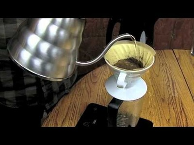 Pourover Coffee - How to Make The Perfect Pourover