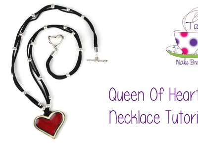 Queen Of Hearts Necklace - TAMB with Sarah ♡