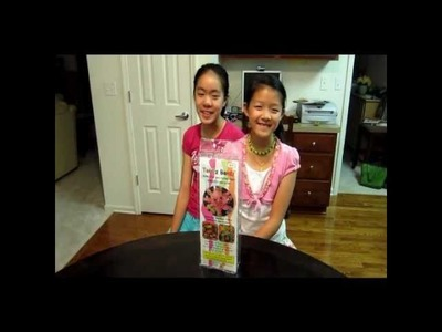(Rainbow Loom®) Twistz Bandz product - with bloopers
