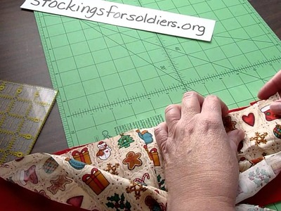Stockings for Soldiers Tutorial