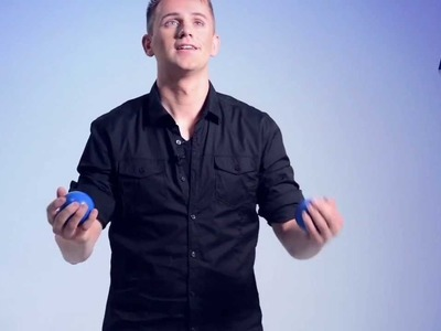 Tutorial - How To Juggle 3 Balls