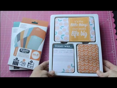 Albums Made Easy Journaling Cards by We R Memory Keepers